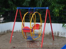 Playground Circular Swing