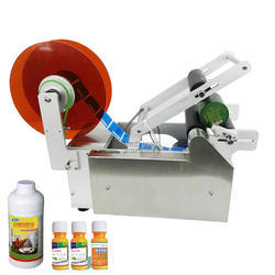 MT-50 Round Bottle Label Machine