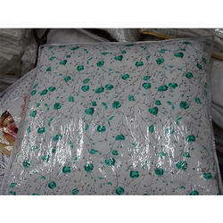 Green Flowers Printed AC Cotton Comforter