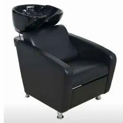 F Studio Black Salon Chair