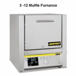 Nabertherm Muffle Furnaces 1200 deg. C with Lift door
