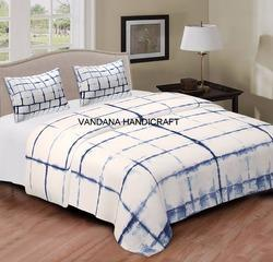 Tye N Dye Double Bed Bedsheets