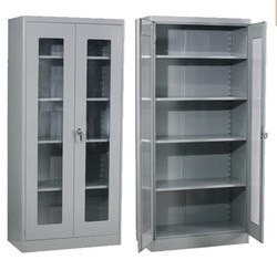 Display Storage Cabinet
