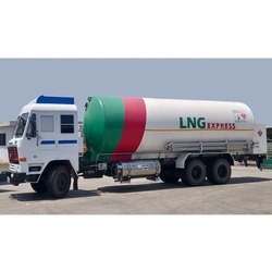 LNG Fixed Chassis Tanker