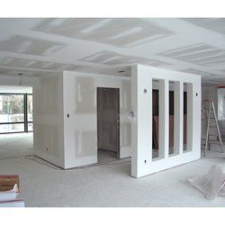 Gypsum Partition Wall