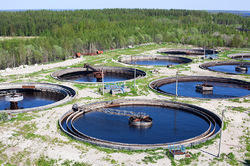 SCADA Water Treatment Plant