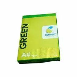 A4 Copier Century Green GSM 70