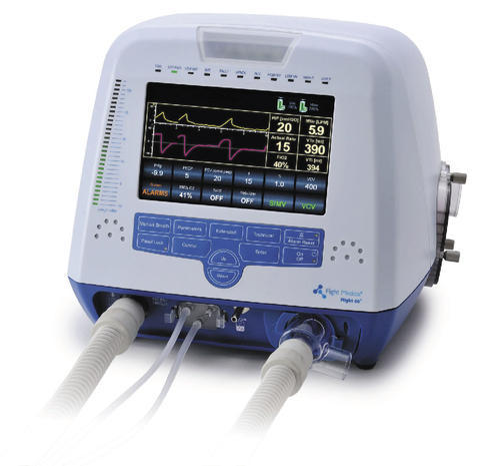 Portable Ventilator Flight For Clinical Purpose Rs