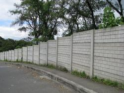 Concrete Security Wall in Pune