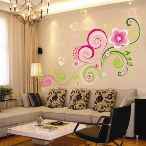 Multicolour Non Woven Fabric Decorative Room Wallpapers, Rs 55 ...