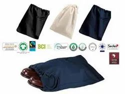 Sustainable Shoe Bag