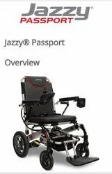 Jazzy Passport Electric Wheelchair