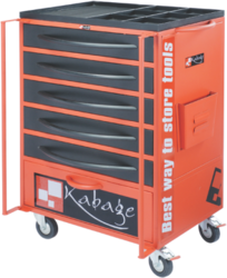 Kabage Tools Trolley OTTM-5