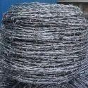 Diya Silver Galvanized Barbed Wire