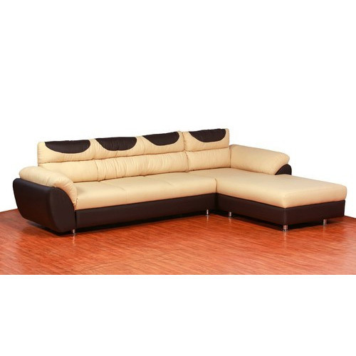 L Shape Lounger Sofa Set