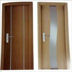 Brown Wooden Laminated Door for Home
