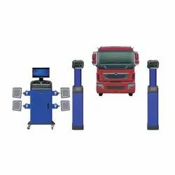 3D Wheel Alignment Machines TRUCK BUS