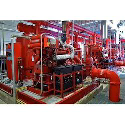 Fire Pump Room Installation
