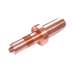 Copper Turned Component
