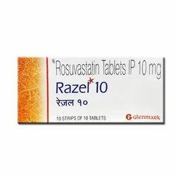 Razel Capsules Rosuvastatin