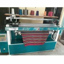 Semi Automatic Computerized Knitting Machines
