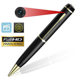 Spy Pen Camera,1080P Full HD
