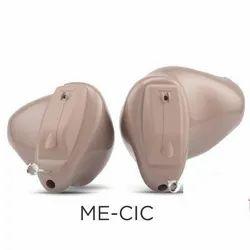 Widex Menu CIC Hearing Aids