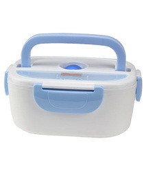 Blue Electric Lunch Box