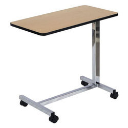 Medical Top Overbed Table