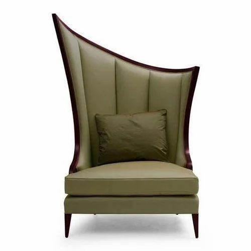 Modern Wooden Sofa Chairs