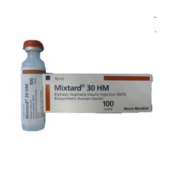 Mixtard 30 HM( Biosynthetic Human Insulin)