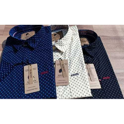 Mens Cotton Formal Shirt, Size: S-XL