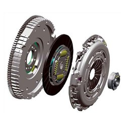 Mild Steel Clutch Plate & Cover Assemble For Ashok Leyland And Tata, Packaging Type: Box