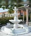 White Marble Fountains