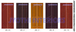 Designer Double Doors