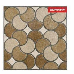 Somany Caliber Brown Floor Tile, Size: 300 x 300 mm