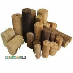 Biomass Briquet