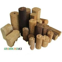 Biomass Briquet