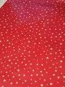 Red Star Buffet Paper Plate Sheet