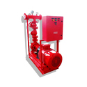 Fire Pump with Panel
