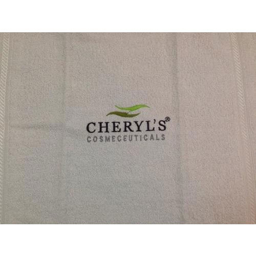 Terry Cotton Spa Promotional Hand Towel