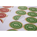 Multicolor Printed Stickers