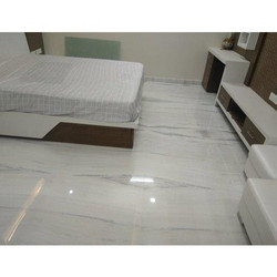 Dungri White Marble Flooring