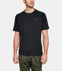 Polyster Lycra Tshirt Cotton Under Armour T Shirt