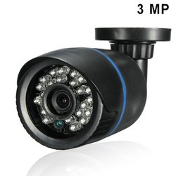 1920 x 1080 Day & Night Vision 3 MP HD CCTV Bullet Camera, Camera Range: 10 to 20 m