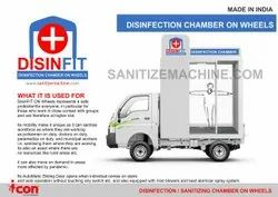 Mobile Disinfection Tunnel / Chamber