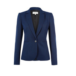 Blue Casual Wear Ladies Corporate Blazer