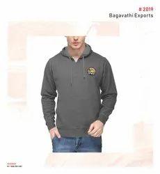 Men Cotton Corporate Sweatshirt, Size: S to 2XL