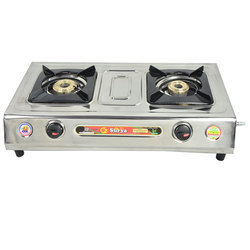 2 Burner Surya Gas Stove