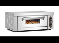 SS 4 Modern Stone Electric Pizza Oven
